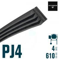 Poly-V Standard 610PJ4