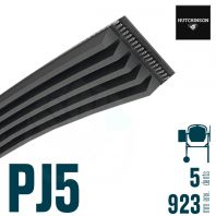 Poly-V Elastique FLEXONIC 923PJ5
