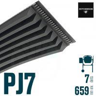 Poly-V Elastique FLEXONIC 659PJ7