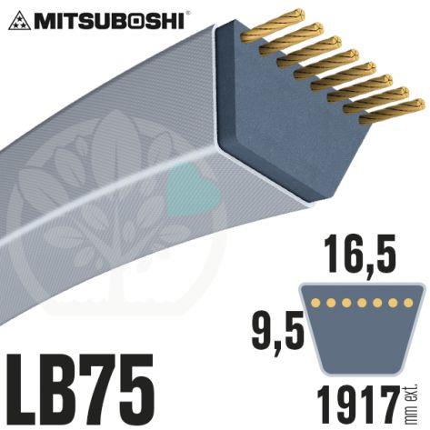 Mitsuboshi Courroie Mitsuboshi Lb75
