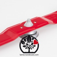 Kit Affûtage/Equilibrage pour lame de tondeuse