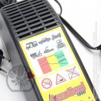 Chargeur de batterie 12V-1,8A AccuGard