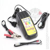 Chargeur de batterie 12V-0,9A AccuGard